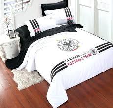 soccer bed set soccer bed sets the world cup cotton bedding set for king full queen soccer bed set