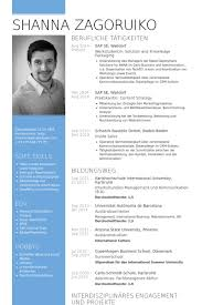 Karlshochschule International University, Karlsruhe Resume samples