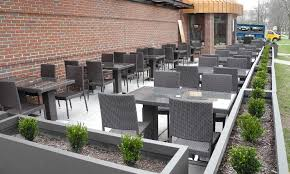commercial dining tables and chairs. Wonderful Commercial Outdoor Tables Best Grade Dining And Chairs S
