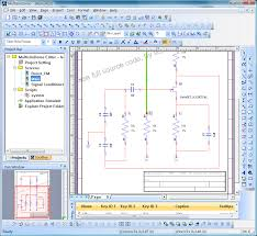 Basic Circuit Design Software Circuit Design And Interactive Simulation Animation And