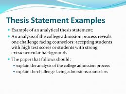sample statement analysis sample income statement financial analytical essay thesis example personal essay thesis statement