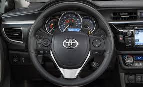 2014 Toyota Corolla Interior - Top Auto Magazine