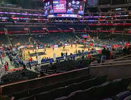 Staples Center Premier Seating Chart Staples Center Premier 16 Seat Views Seatgeek