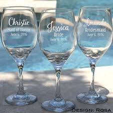 Wine Glass Decorating Designs Wedding Wine Glass Design airdreaminteriors 58