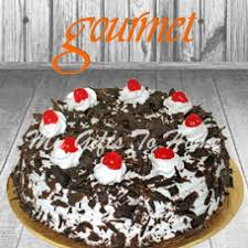 Black Forest Cake From Gourmet Bakery Gifts To Pakistan