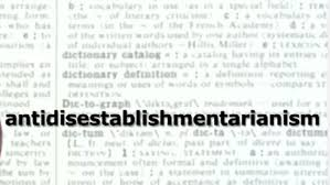 antidisestablishmentarianism isn t in the dictionary let s  the longest word in the dictionary merriam webster ask the editor