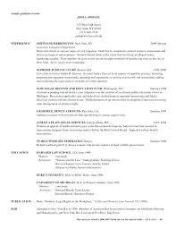 8 9 Cover Letter Samples Harvard 2l2code Com