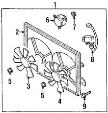 Land Rover Freelander Cooling System Diagram