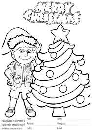 Kleurplaat Kerst 20182 Djambo Kidsplaydjambo Kidsplay