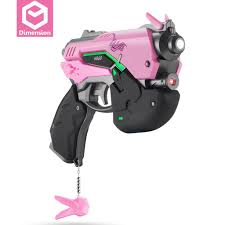 Dva Light Gun Overwatch D Va Multi Function Power Bank 8000mah Prop Gun