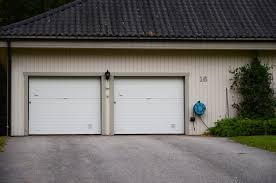 installation compared to manual garage doors