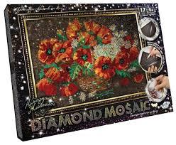 Купить Danko Toys <b>Набор алмазной</b> вышивки <b>Diamond</b> Mosaic ...