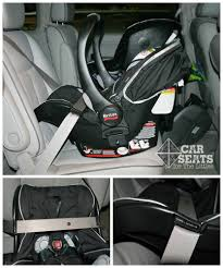 britax b safe review car seats for the littles at infant seat base