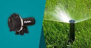 sprinkler pump er s guide how to