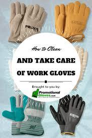 cotton canvas gloves
