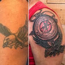 неудачные татуировки которые смогли спасти и преобразить фото