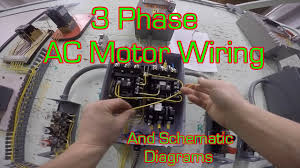 3 phase magnetic motor starter and wire diagram 3 phase magnetic motor starter and wire diagram