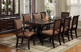 Black Dining Room Table Thearmchairs Best Black Dining Room - Best quality dining room furniture