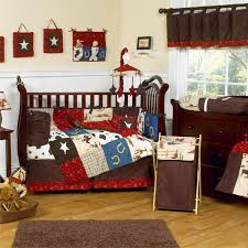 cowboy crib mobile wooden baby glider rocking western bedding sets boys babies r us s rustic