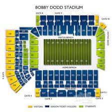 Georgia Tech Football Tickets Clemson 9 22 Priced Pp