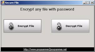 P2p Secure File Encrypt And Decrypt Any File With Password