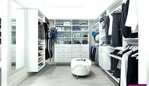 narrow closet organizer ideas deep