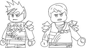 Lego Ninjago Epizoda Coloring Page Wecoloringpagecom