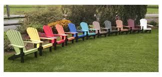 recycled plastic adirondack chairs. Amish Made Fanback Recycled Plastic Adirondack Chair Chairs F