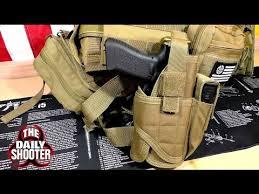 Condor <b>Tornado Tactical Leg</b> Holster Review - YouTube