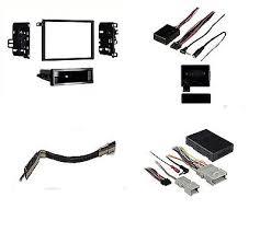 stereo radio single din dash kit bose onstar wiring harness stereo radio single din dash kit bose amp onstar wiring harness interface pkg