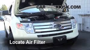 air filter how to 2007 2010 ford edge 2008 ford edge se 3 5l v6 2008 Ford Focus Fuse Diagram 2008 Ford Focus Fuse Diagram #79 2008 ford focus fuse diagram for radio