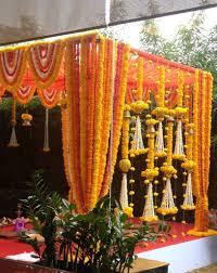 Indian Marriage Lawn Design Morning Outdoor Wedding Decorations Mandap Decor Indian