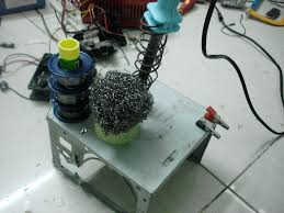 picture of diy soldering station w fume extractor