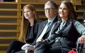 Bill & Melinda Gates' Children: Jennifer, Rory & Adele Gates' Inheritance