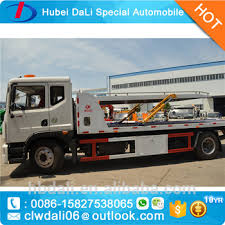 Dfac 8tons Flatbed Tow Truck Can Carry 3 Cars - Buy Dfac 8tons ...