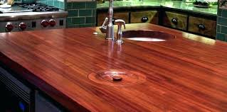 how to finish a wood countertop best finish for wood burnt wood finish countertop waterproof