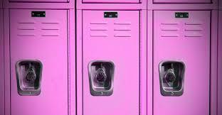 Families Sue Over Schools Transgender Policy - Bathroom locker