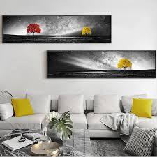 nordic poster black and white wall art