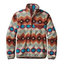 Patagonia Patterned Fleece Magnificent Patagonia Sweaters Patterned Fleece Poshmark