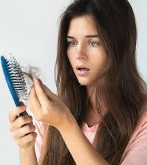 iron deficiency anemia hair loss