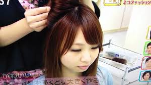 Cat Hair Style how to do the neko cat hair style that is crazy popular i youtube 8341 by stevesalt.us