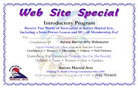 aurora martial arts web special
