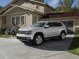 Vw Atlas Trim Comparison Chart 2019 2020 Volkswagen Atlas Review Pricing And Specs