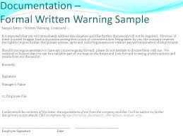 Form To Write Up An Employee Official Written Warning Template 1st Uk Employee Write Up