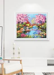 diy painting by numbers singapore ideas