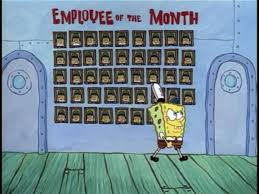 employee of month green bean leadership employee engagement employee of the