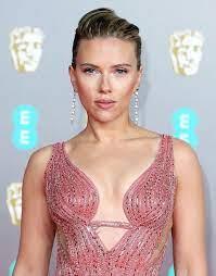 Scarlett Johansson amid Lawsuit