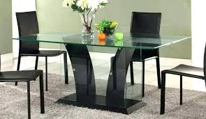 glass table dining round glass top dining table round glass dining table dining room tables glass glass table