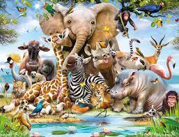 Wild Safari Wallpapers - Top Free Wild ...
