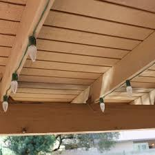 covered patio lights. Diy Backyard Patio Event Lighting Medium Size Pergola Floating Deck Bar String Pallet Sectional Covered Lights